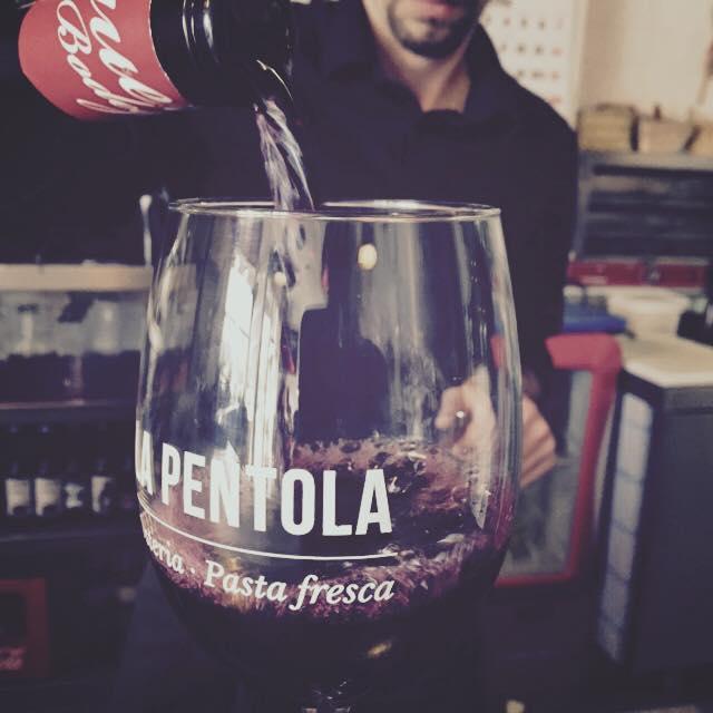 Vino La Pentola Valencia - Osteria, pasta fresca, restaurante italiano